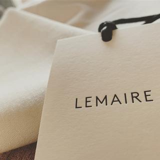 LEMAIRE - LEMAIRE ワイドパンツ