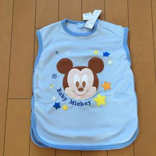 ディズニー(Disney)の【新品タグ付き】ミッキー  ディズニー スリーパー  80-95 防寒 セール中(ベビー布団)