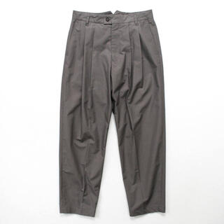COMOLI - 【極美品】stein 『Wide Tapered Trousers_B』