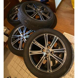 トヨタ - トヨタカローラフィールダー純正オプション タイヤホイール4本セット