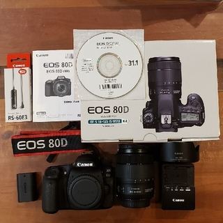 Canon - Canon  EOS 80D 18-135レンズキット