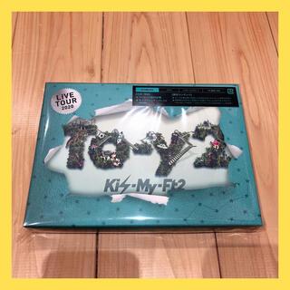 Johnny's - Kis-My-Ft2  LIVETOUR2020 To-y2(初回盤DVD)