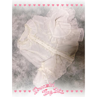 Angelic Pretty - Angelic pretty姫袖ブラウス