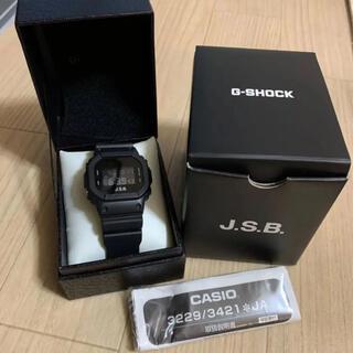 トゥエンティーフォーカラッツ(24karats)のJSB G-SHOCK 腕時計(ミュージシャン)