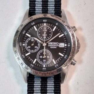 SEIKO - セイコー・クロノグラフ腕時計