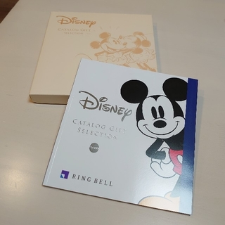 ディズニー(Disney)の週末まで限定値下!ディズニーカタログギフト リンベル HAPPY ハッピー(ショッピング)