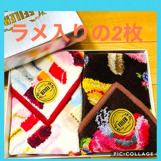 FEILER - 【新品】フェイラーハンカチ 大人可愛い2枚