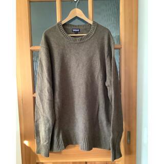patagonia - パタゴニア ウール セーター USビッグサイズ XXL