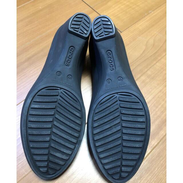 crocs(クロックス)のcrocs ローヒールパンプス レディースの靴/シューズ(ハイヒール/パンプス)の商品写真