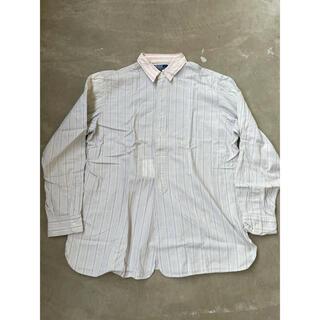 POLO RALPH LAUREN - 90's ラルフローレン パッチワークシャツ オールドスタイル