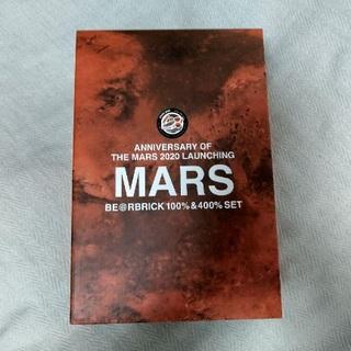 メディコムトイ(MEDICOM TOY)の【BE@RBRICK】MARS 100% & 400%(その他)