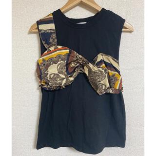 エヴリス(EVRIS)のEVRIS (Tシャツ(半袖/袖なし))