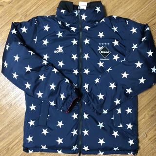 エフシーアールビー(F.C.R.B.)のFCRB down jacket S ダウンジャケット(ダウンジャケット)