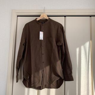 UNIQLO - フランネル カラーシャツ