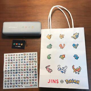 ジンズ(JINS)のJINS ポケモン 限定 メガネケース(サングラス/メガネ)