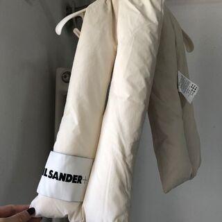 ジルサンダー(Jil Sander)の【2020年秋冬新作】JILSANDER ジルサンダー DOWN SCARF(マフラー/ショール)