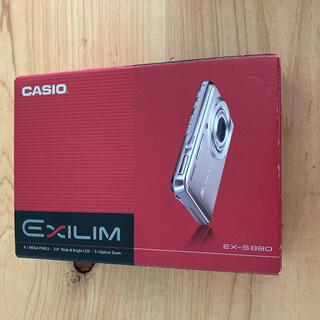 CASIO - 【CASIO】EXILIMデジタルカメラ EX-S880
