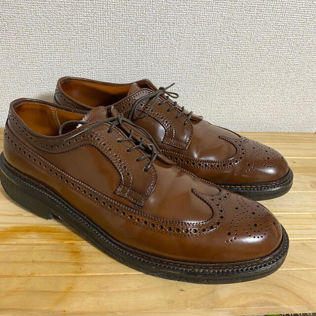 Alden(オールデン)の【レアカラー】オールデン ラベロコードバン alden メンズの靴/シューズ(ドレス/ビジネス)の商品写真