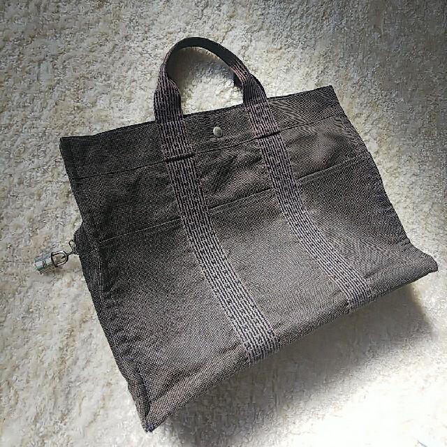 Hermes(エルメス)のHERMES エルメス エールライン トート バッグ MM  レディースのバッグ(トートバッグ)の商品写真