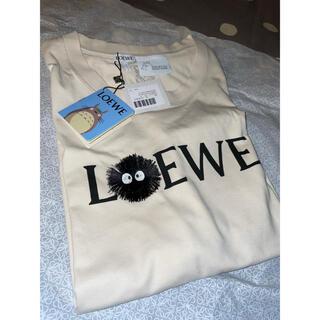 LOEWE - LOEWE トトロ マックロクロスケ Tシャツ XL