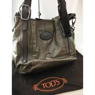 TOD'S - TOD'S トッズ ショルダー トートバッグ レディース ブランド