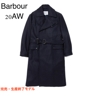 バーブァー(Barbour)の【値下/20AW完売モデル】バブアー/ディスパッチ/ツイード/定価97,900込(トレンチコート)