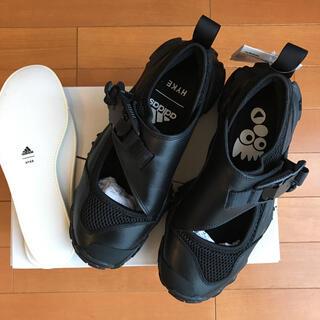 HYKE - 希少・24.5㎝!即完売希少!adidasbyHYKEスニーカーAH-003黒