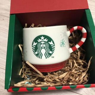 スターバックスコーヒー(Starbucks Coffee)のスターバックスマグカップ クリスマス限定(マグカップ)