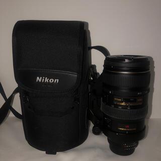 Nikon - Nikon 80-400 4.5-5.6 VR 動作未確認品