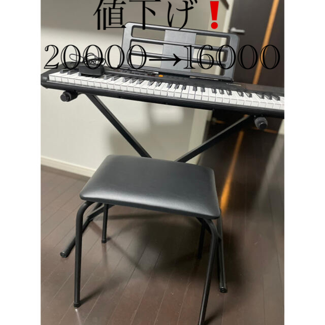 CASIO(カシオ)のCASIO電子ピアノ 楽器の鍵盤楽器(電子ピアノ)の商品写真
