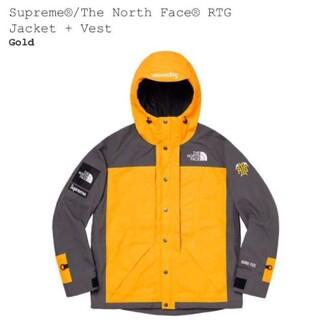 Supreme - 希少サイズXLSupreme The North Face RTG Jacket