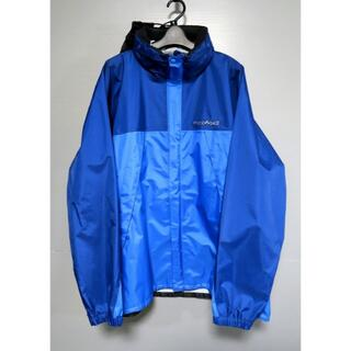 mont bell - モンベル サンダーパス ジャケット 防水透湿 ロイヤルブルー XL