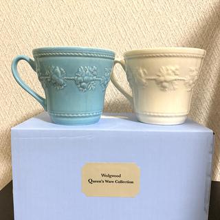 WEDGWOOD - 【新品・未使用】ウェッジウッド マグカップ