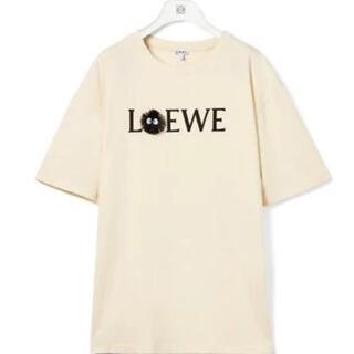 LOEWE - LOEWEロエベ  ダストバニーまっくろくろすけTシャツ トトロ