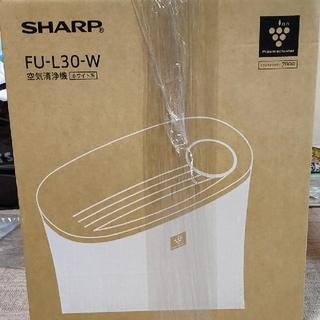 SHARP - シャープ プラズマクラスター 7000 FU-L30-W