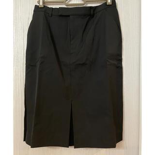 マルティニークルコント(martinique Le Conte)の新品未使用品 MARTINIQUE マルティニーク スカート ブラック Mサイズ(ひざ丈スカート)