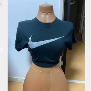 ナイキ(NIKE)のアメリカ購入 美ライン NIKE ヘソ出しTシャツ(Tシャツ(半袖/袖なし))