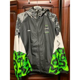 エフシーアールビー(F.C.R.B.)のFCRB 19AW multipattern  training  jacket(ナイロンジャケット)