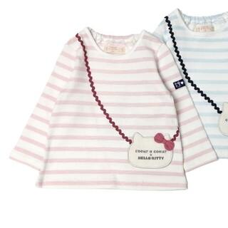 coeur a coeur - 新品 クーラクール キティコラボ 長袖Tシャツ ピンク 95