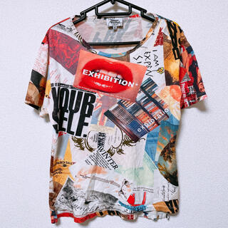 Vivienne Westwood - Vivienne Westwood man ヴィヴィアン Tシャツ 46サイズ