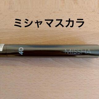MISSHA - ミシャ マスカラ MISSHA  韓国コスメ 4D