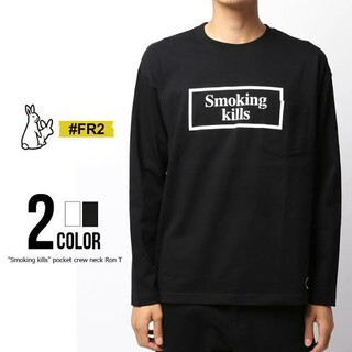ヴァンキッシュ(VANQUISH)のFR2 Smoking Kills VANQUISH ASSC LEGENDA(Tシャツ/カットソー(七分/長袖))