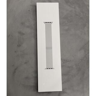 アップルウォッチ(Apple Watch)のApple Watch 純正バンド ミネラーゼループ 40mm(その他)