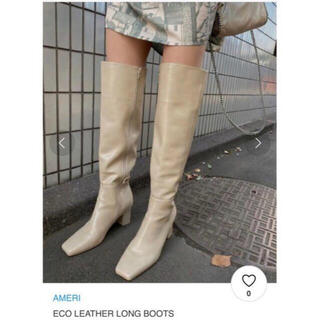 Ameri VINTAGE - Ameri VINTAGE ECO LEATHER LONG BOOTS