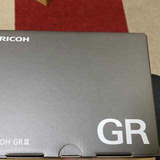 RICOH - 新品 未使用 リコー RICOH  GR3 GRⅢ