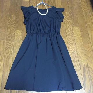 エージーバイアクアガール(AG by aquagirl)のドレスワンピ(ミディアムドレス)
