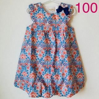 sense of wonder - センスオブワンダー  リバティ  ワンピース  100