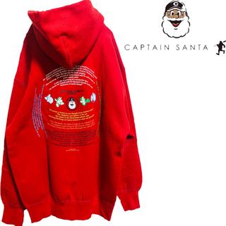 キャプテンサンタ(CAPTAIN SANTA)のCAPTAIN SANTA YACHT CLUB③キャプテンサンタパーカー/M(パーカー)