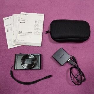 SONY - SONY サイバーショット DSC-WX500