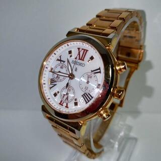 セイコー(SEIKO)のセイコー SEIKO ルキア Lukia 腕時計 V175-0DR0 ソーラー(腕時計)